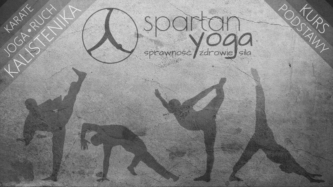 Kursy Spartan Yogi - podstawowe i zaawansowane